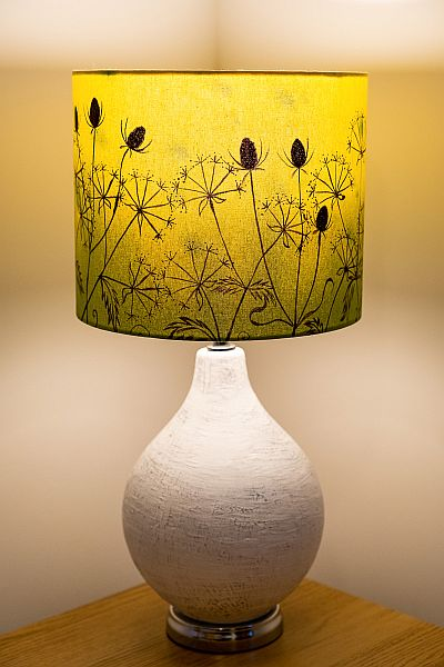 Bron Jones bespoke lampshades