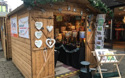 Lessons learned in a Christmas Hut