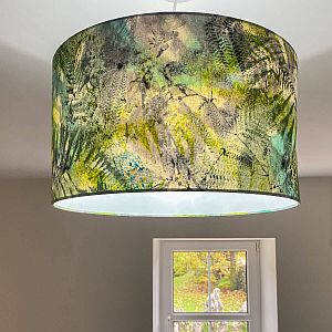 lampshades inspired by nature